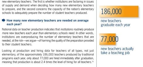 Teacher Quality Pseudofacts, Part II   educationrealist