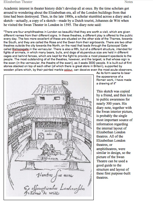 history of english theatre notes Beautiful powerpoint presentation to teach greek theatre history to drama or theater students, including: • greek playwrights (sophocles, euripides, aristophanes, etc) • greek play elements (prologos, parados, dithyramb.
